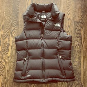 The North Face Nuptse 700 Down Vest